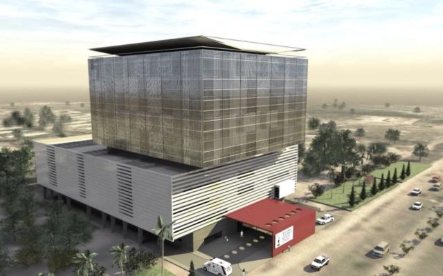 Centro Médico del Senado de Nigeria