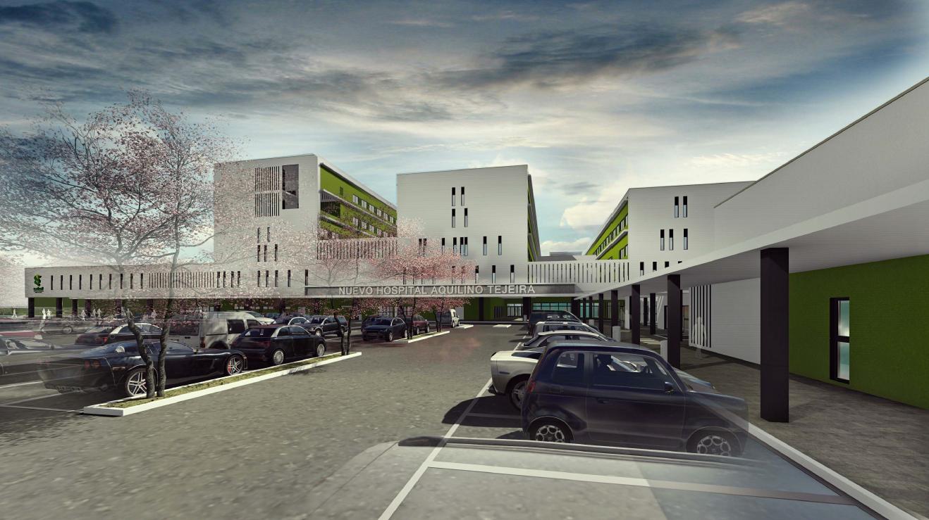 Hospital Aquilino Tejeira en Coclé, Panamá