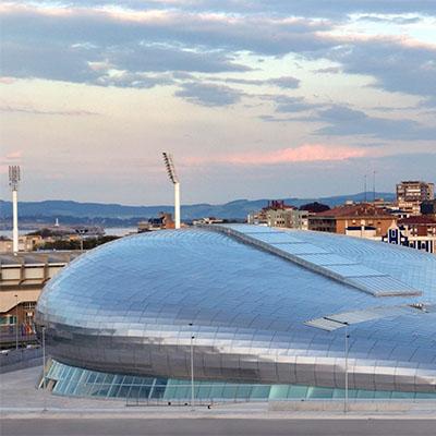 Palacio de los deportes Santander