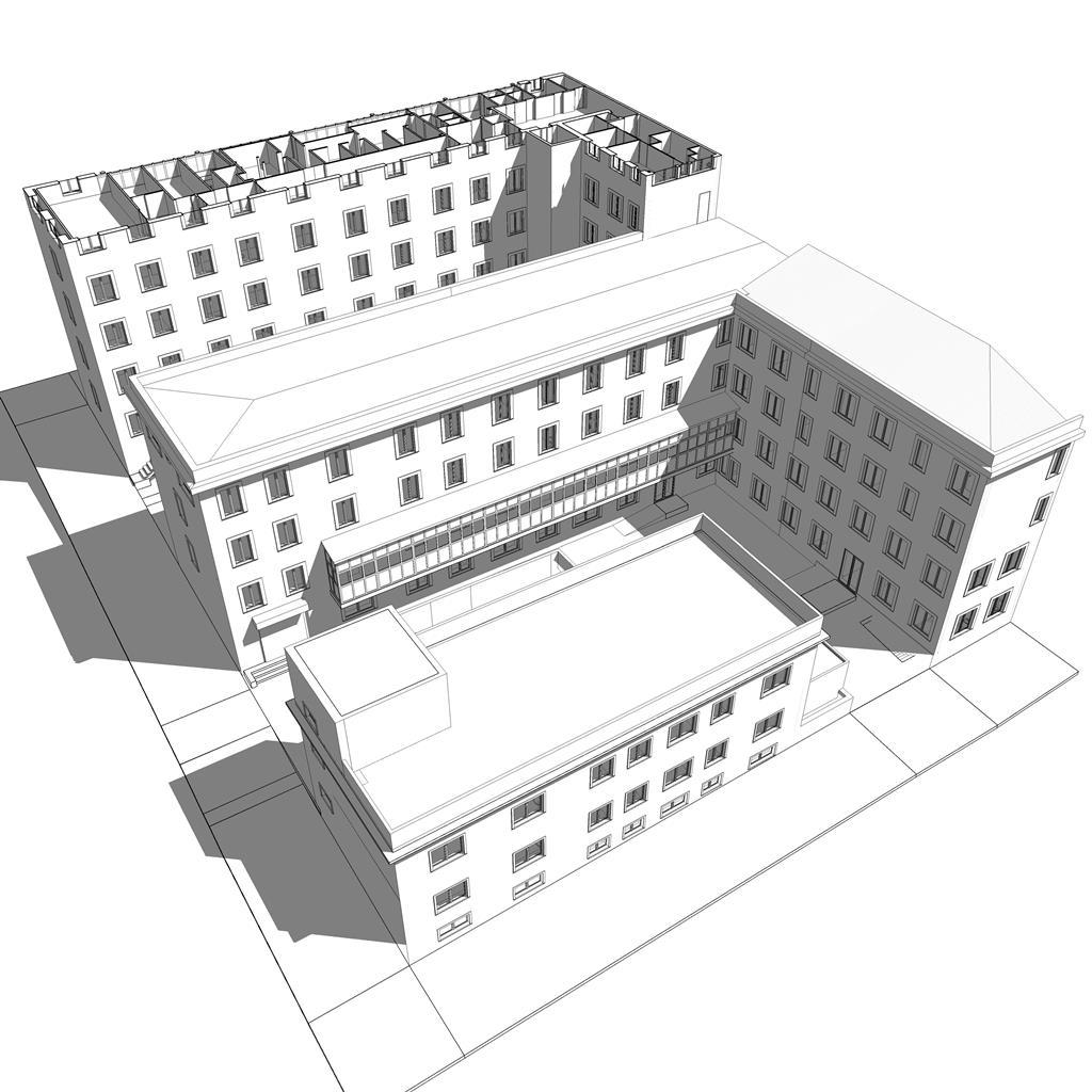 Edificio en calle del Maestro Ángel Llorca
