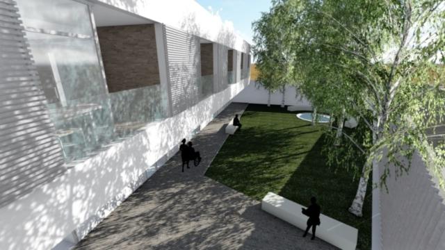 Residencia de Mayores en el Casar de Cáceres